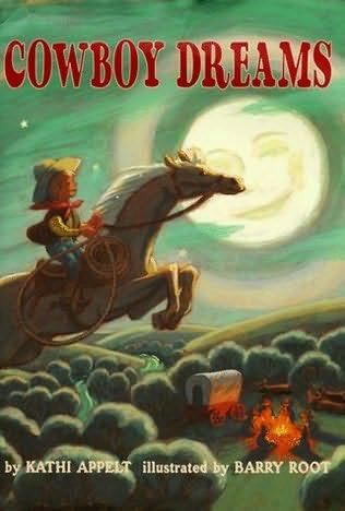 book cover of Cowboy Dreams