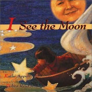 book cover of I See the Moon