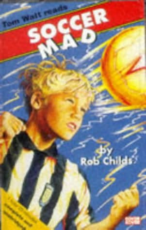 book cover of Soccer Mad