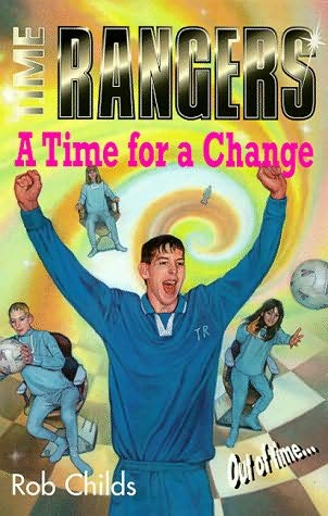 book cover of Time for a Change