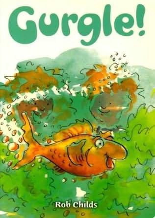 book cover of Gurgle!