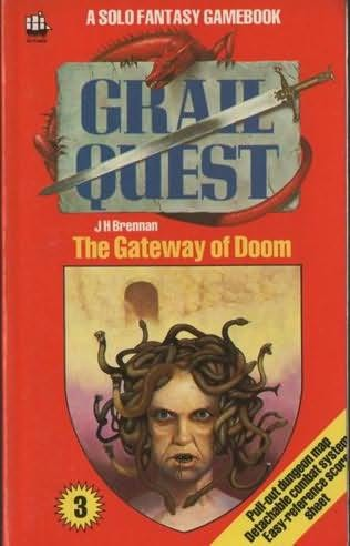 book cover of The Gateway of Doom