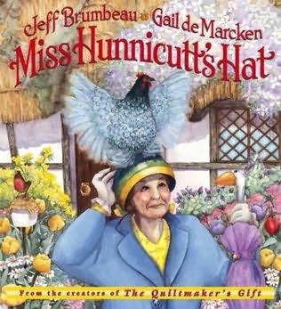book cover of Miss Hunnicutt\'s Hat