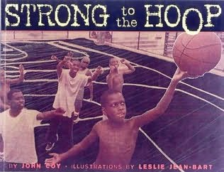 book cover of Strong to the Hoop