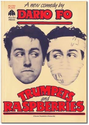 book cover of Trumpets and Raspberries