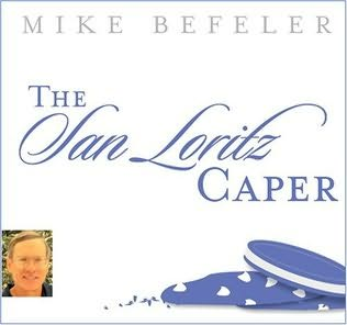 book cover of The San Loritz Caper