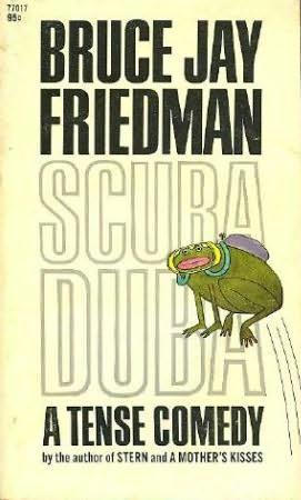book cover of Scuba Duba