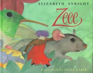 book cover of Zeee