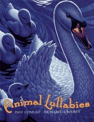 book cover of Animal Lullabies