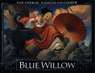 book cover of Blue Willow