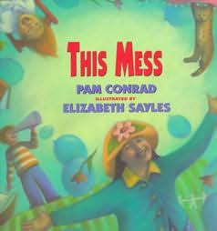 book cover of This Mess