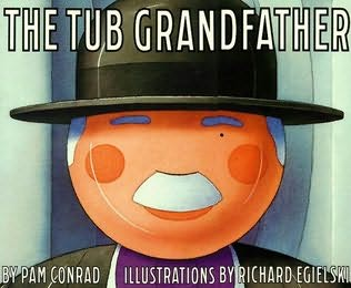 book cover of The Tub Grandfather