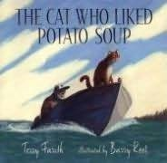 book cover of The Cat Who Liked Potato Soup