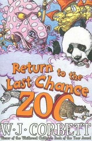 book cover of Return to  the Last Chance Zoo