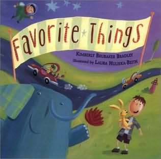 book cover of Favorite Things