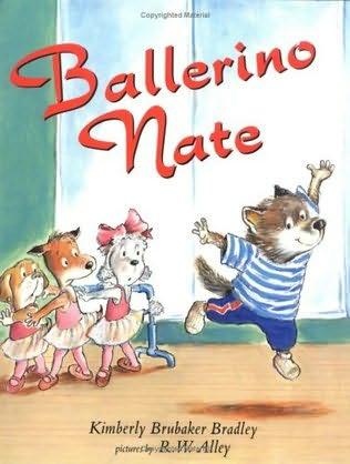 book cover of Ballerino Nate