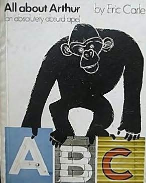 book cover of All About Arthur