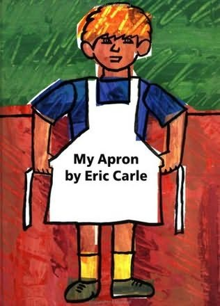 book cover of My Apron