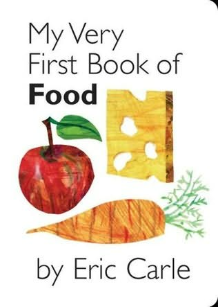 book cover of My Very First Book of Food