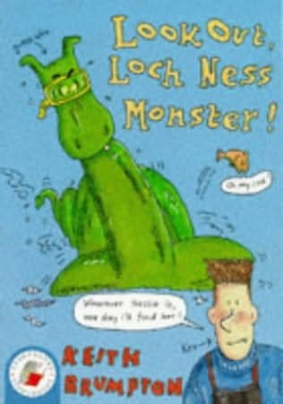 book cover of Look Out, Loch Ness Monster