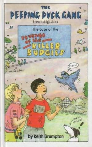 book cover of Revenge of the Killer Budgies