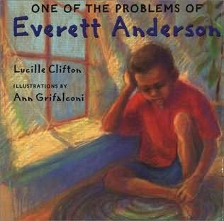 book cover of One of the Problems of Everett Anderson