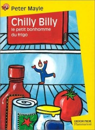 book cover of Chilly Billy