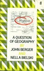 book cover of A Question of Geography