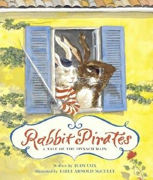 book cover of Rabbit Pirates