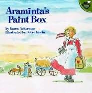 book cover of Araminta\'s Paint Box