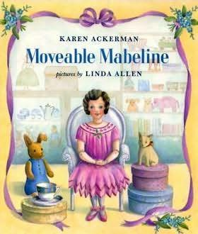 book cover of Moveable Mabeline