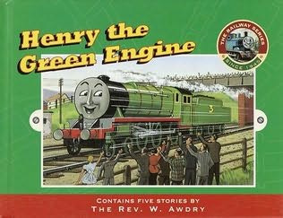book cover of Henry the Green Engine