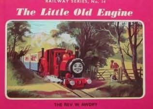 book cover of The Little Old Engine