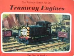 book cover of Tramway Engines