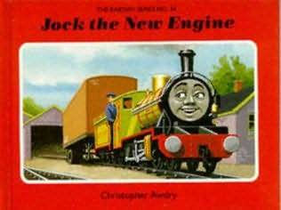 book cover of Jock the New Engine