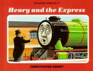 book cover of Henry and the Express