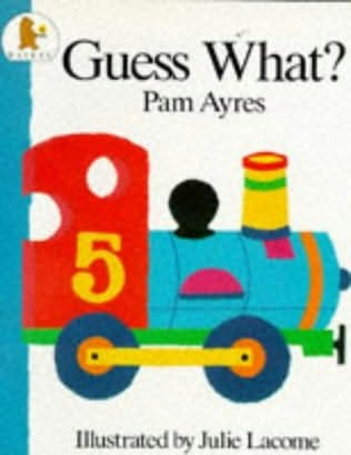book cover of Guess What?
