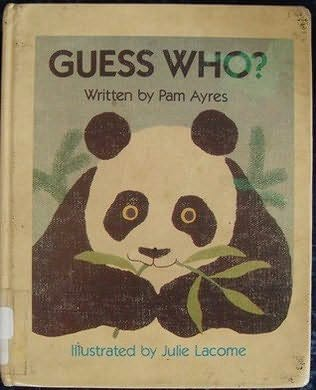 book cover of Guess Who?