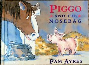 book cover of Piggo and the Nosebag