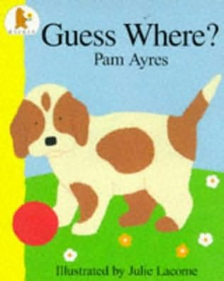 book cover of Guess Where?