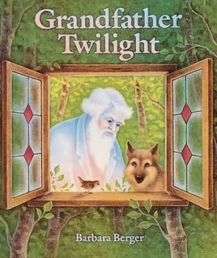 book cover of Grandfather Twilight