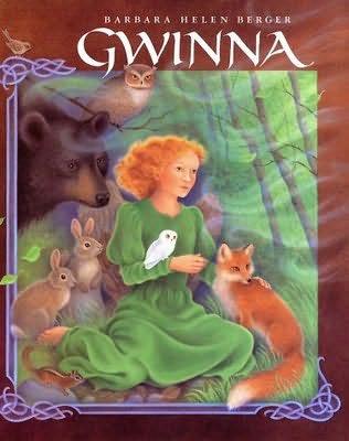 book cover of Gwinna