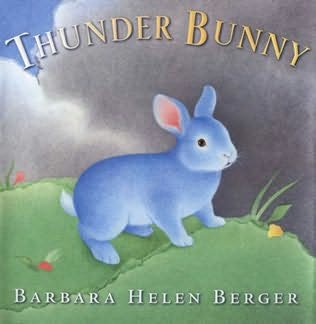 book cover of Thunder Bunny