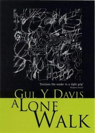 book cover of A Lone Walk
