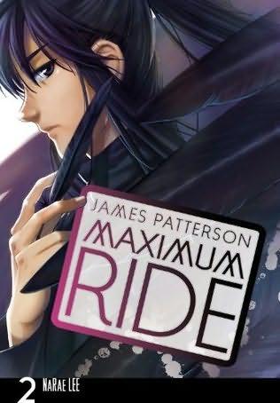 book cover of Maximum Ride, Manga Volume 2