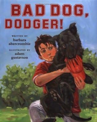 book cover of Bad Dog, Dodger!