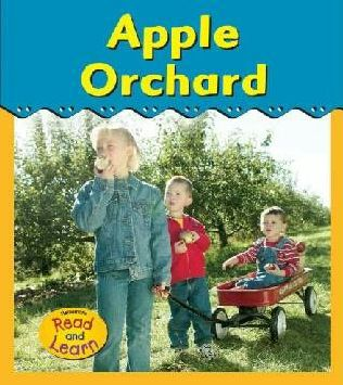 book cover of Apple Orchard