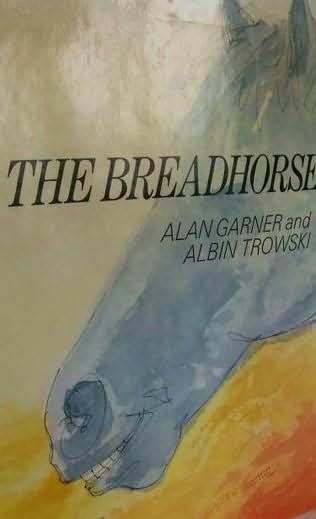 book cover of The Breadhorse