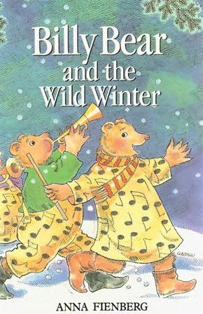 book cover of Billy Bear and Wild Winter