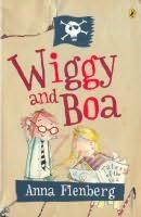 book cover of Wiggy and Boa